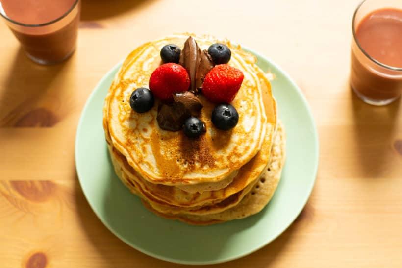 Bild von Pancakes